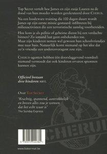 Cherub missie 1 top secret pb / druk 1