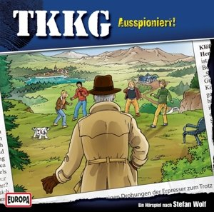 TKKG 187. Ausspioniert!