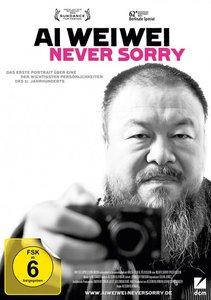 Ai Weiwei: Never Sorry (DVD)
