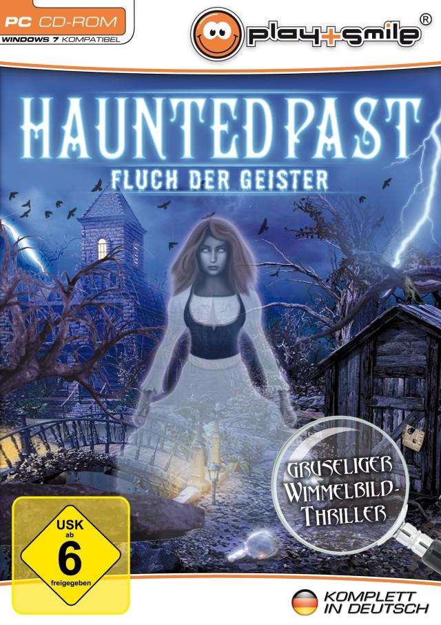 Haunted Past - Fluch der Geister - zum Schließen ins Bild klicken
