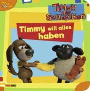 Timmy, das Schäfchen 02