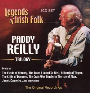 Trilogy: Legends Of Irish Folk
