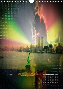 Dreams Wishes New York (Wall Calendar 2015 DIN A4 Portrait)