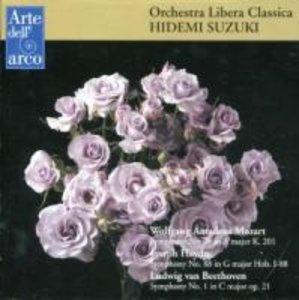 Sinfonie 29/Sinfonie 88/Sinfonie 1