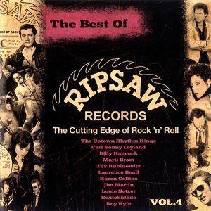 The Best Of Ripsaw Records Vol.4