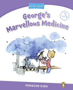 Penguin Kids 5 George's Marvellous Medicine Reader