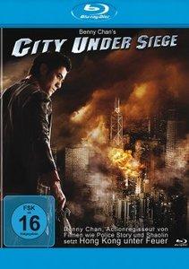 City Under Siege-Blu-ray Disc