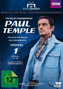 Francis Durbridge: Paul Temple - Box 1