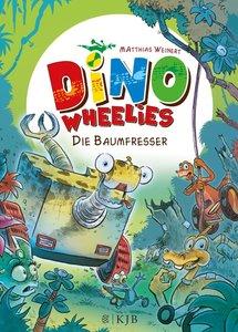 Dino Wheelies: Die Baumfresser