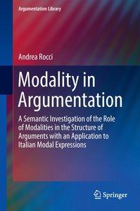 Modality in Argumentation