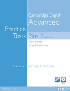 Practice Tests Plus CAE 2 Book (with Key) and Multi-ROM