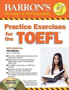 Practice Exercises for the TOEFL with 6 Audio-CDs