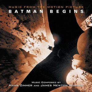 Batman Begins (Original Film Soundtrack)-Blue LP
