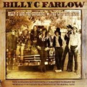 Billy C and the Sunshine/Billy C.Farlow: The lost