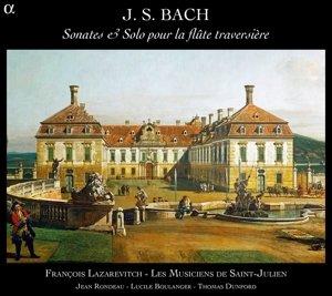 Sonaten BWV 103,1034,1035,1013,1032