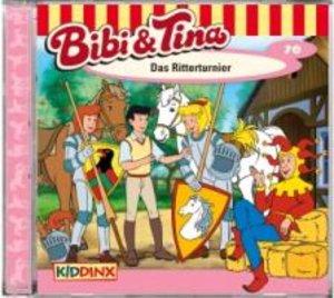 Bibi und Tina 70. Das Ritterturnier