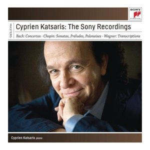 Cyprien Katsaris - The Sony Recordings