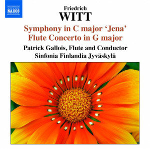 Symphonie C-Dur/Flötenkonzert