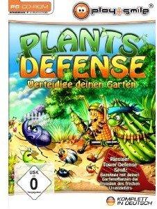 Plants Defense - Verteidige Deinen Garten!
