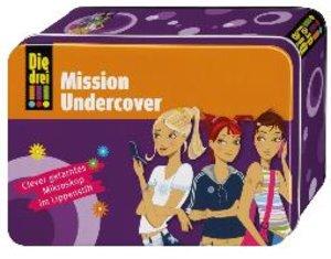 Die drei !!! Mission Undercover