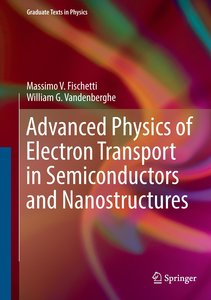 Advanced Physics of Semiconductors