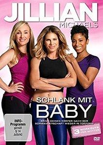 Jillian Michaels - Schlank mit Baby