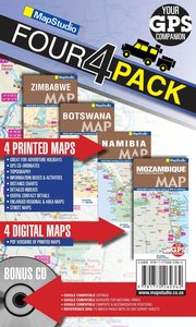 Mozambique / Zimbabwe / Botswana / Namibia