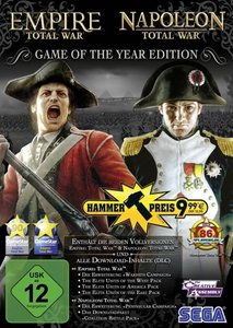 Total War: Empire & Napoleon GOTY-Edition (Hammerpreis)