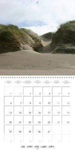North Holland (Wall Calendar 2015 300 × 300 mm Square)