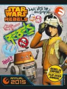 The Star Wars Rebels Annual 2015