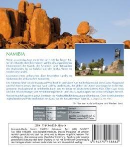 Namibia-Weites Land im Südwesten Afrik