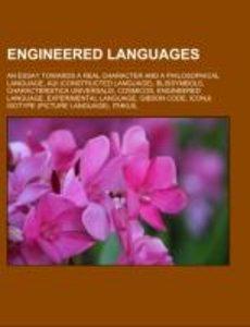 Engineered languages