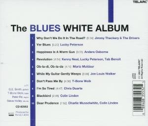 The Blues White Album