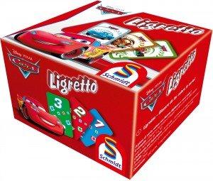 Schmidt Spiele 03001 - Disney Cars Ligretto