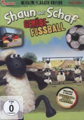 Shaun das Schaf - Gemüsefussball. Kicker-Flaggen-Edition - zum Schließen ins Bild klicken
