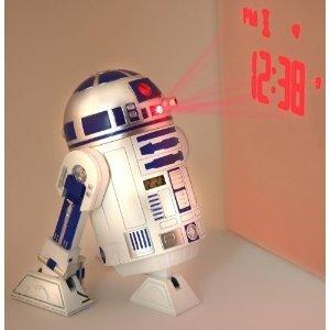 Joy Toy 21324 - Star Wars: Clone Wars Jugend-3D-Wecker in Plasti