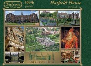 Falcon. Hatfield House. Puzzle 500 Teile