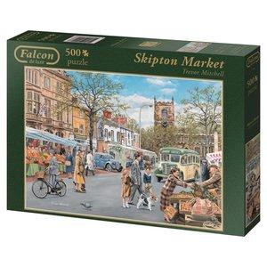 Jumbo 11146 - Mitchell: Der Markt von Skipton, 500 Teile Puzzle