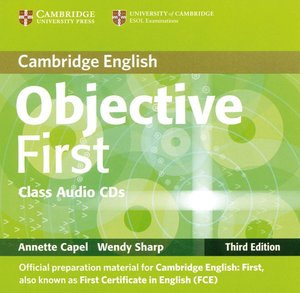 Objective First Certificate/2 Class Audio
