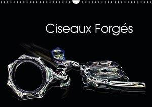 Ciseaux Forgés (Calendrier mural 2015 DIN A3 horizontal)