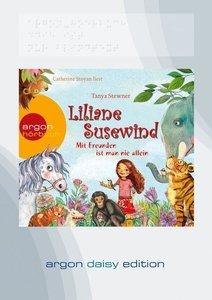 Liliane Susewind - Mit Freunden ist man nie allein (DAISY Editio