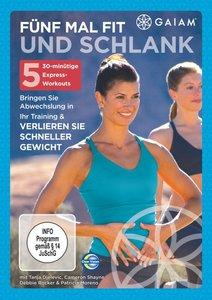 Gaiam-Fuenf Mal fit und schl