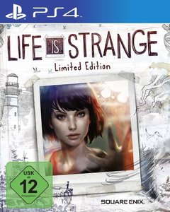 Life is Strange. Limited Edition (PlayStation PS4)