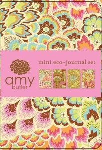 Soul Blossoms Mini ECO-Journal. 4 Exemplare