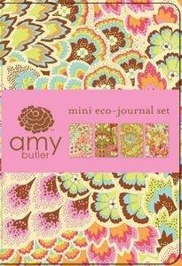 Soul Blossoms Mini ECO-Journal. 4 Exemplare