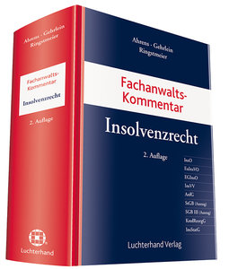Fachanwaltskommentar Insolvenzrecht