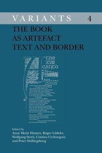 The Book as Artefact: Text and Border