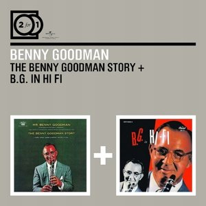 2 For 1: The Benny Goodman Story/B.G.In Hi Fi