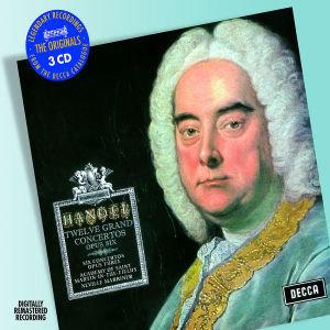 Concerti Grossi op.3+6