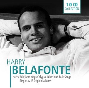 Harry Belafonte sings Calypso, Blues and Folk Songs